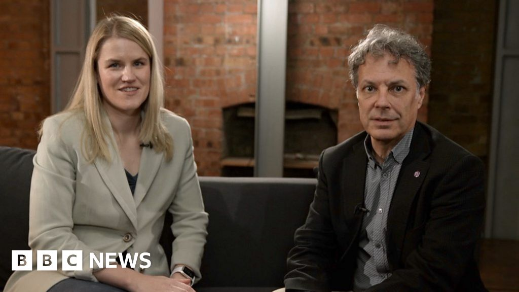 Molly Russell's father meets Facebook whistleblower Frances Haugen