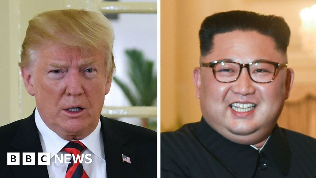 Trump Kim summit: US and North Korean leaders to hold historic talks