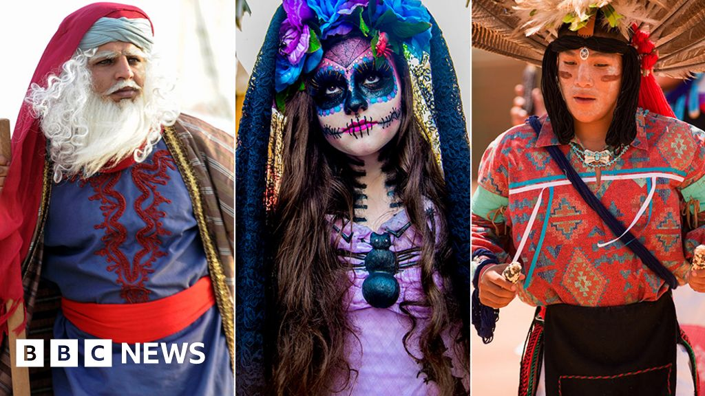 How offensive outfits became the real horror of Halloween thumbnail