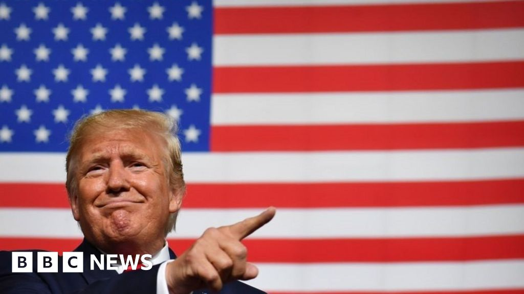 Trump plays down fears of US recession