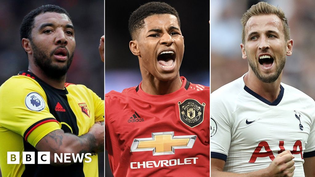 Marcus Rashford and the Premier League player make a difference