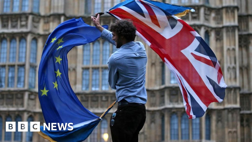 Brexit: Tory MP Oliver Letwin rejects Corbyn as caretaker PM