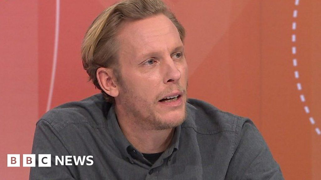 Laurence Fox's Question Time clash over Meghan