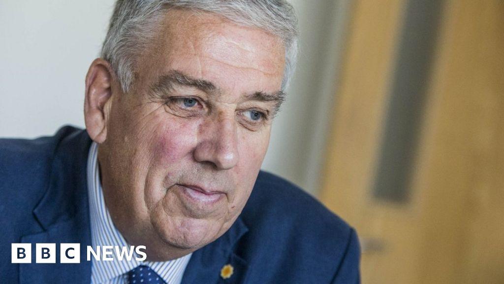 Sir David Amess killing: Ex-police boss Arfon Jones faces backlash for tweet