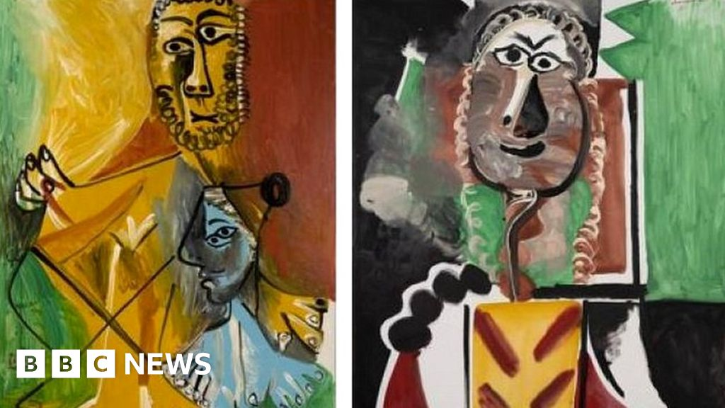 Picasso masterpieces fetch nearly $110m at Las Vegas auction