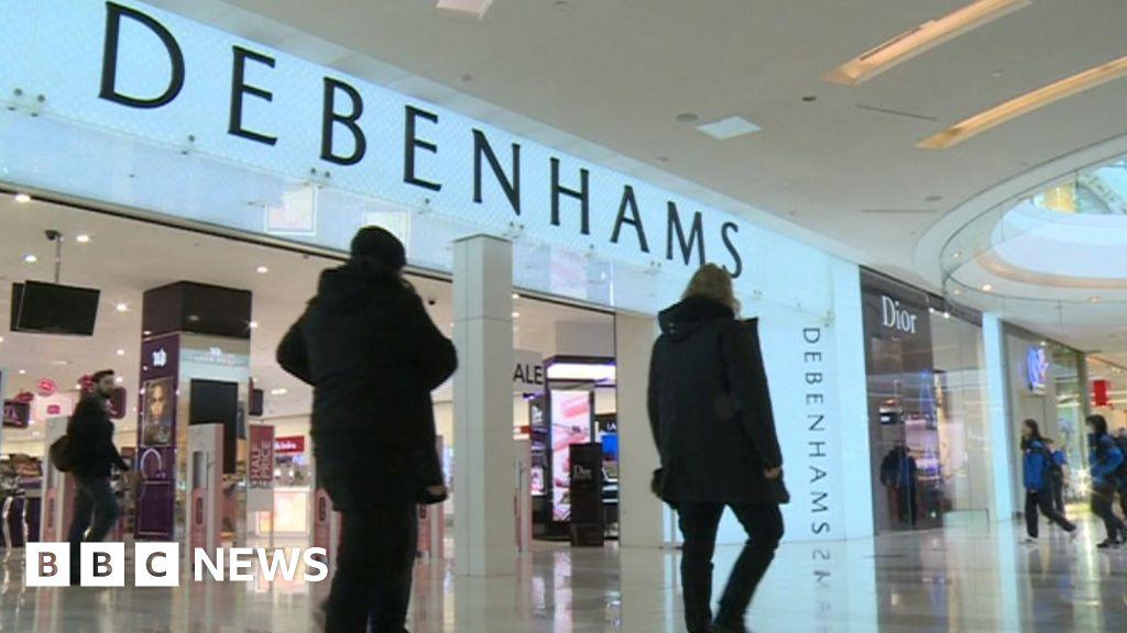 Debenhams threatens to keep Welsh stores shut