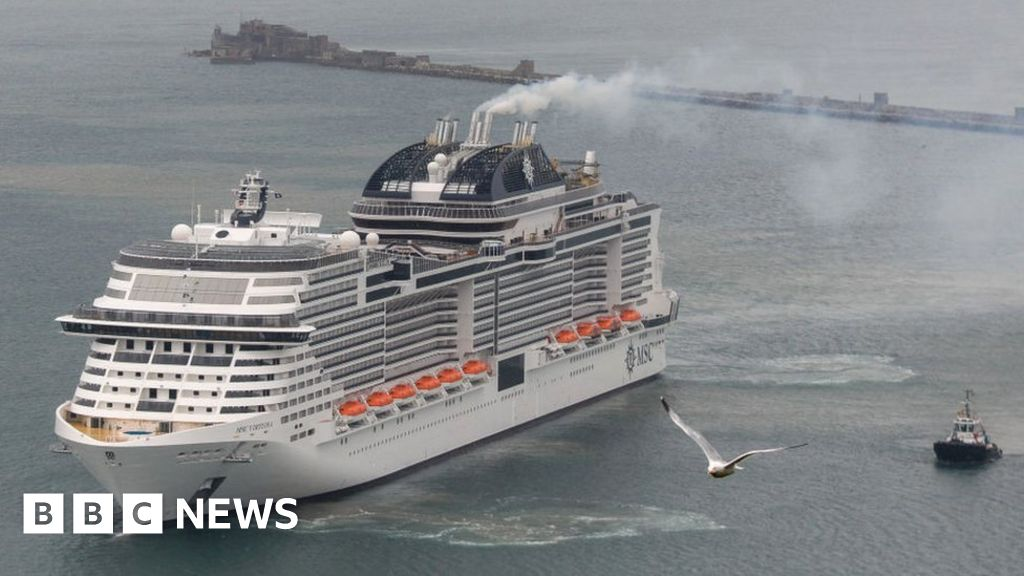 Why the cruise industry continues to waste water