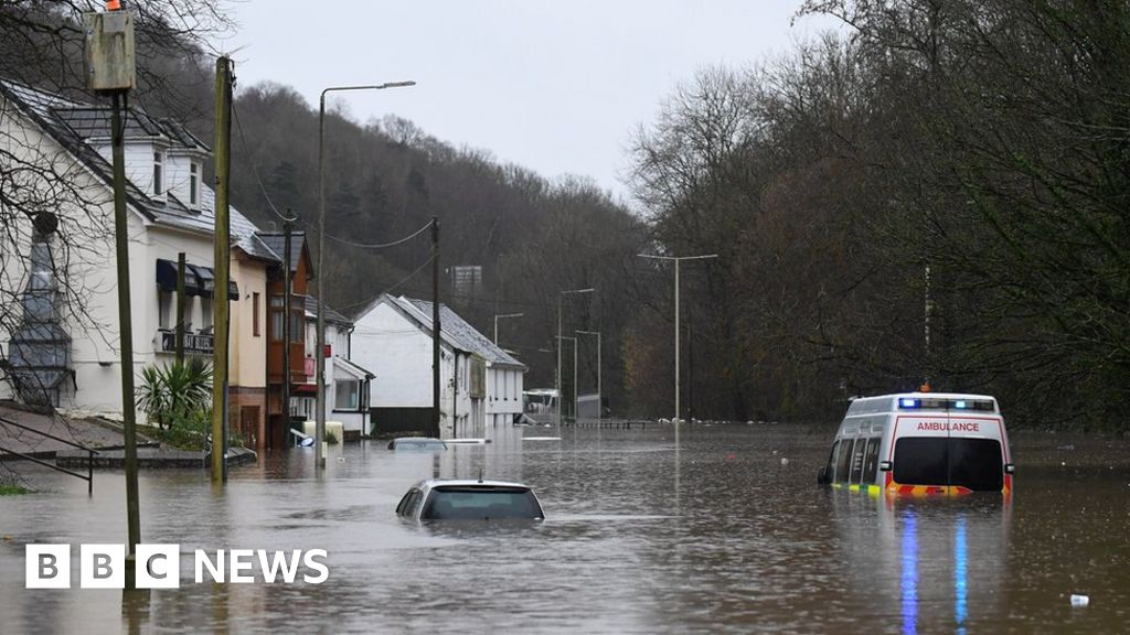 High water: Call for UK cash fund flood relief in Wales