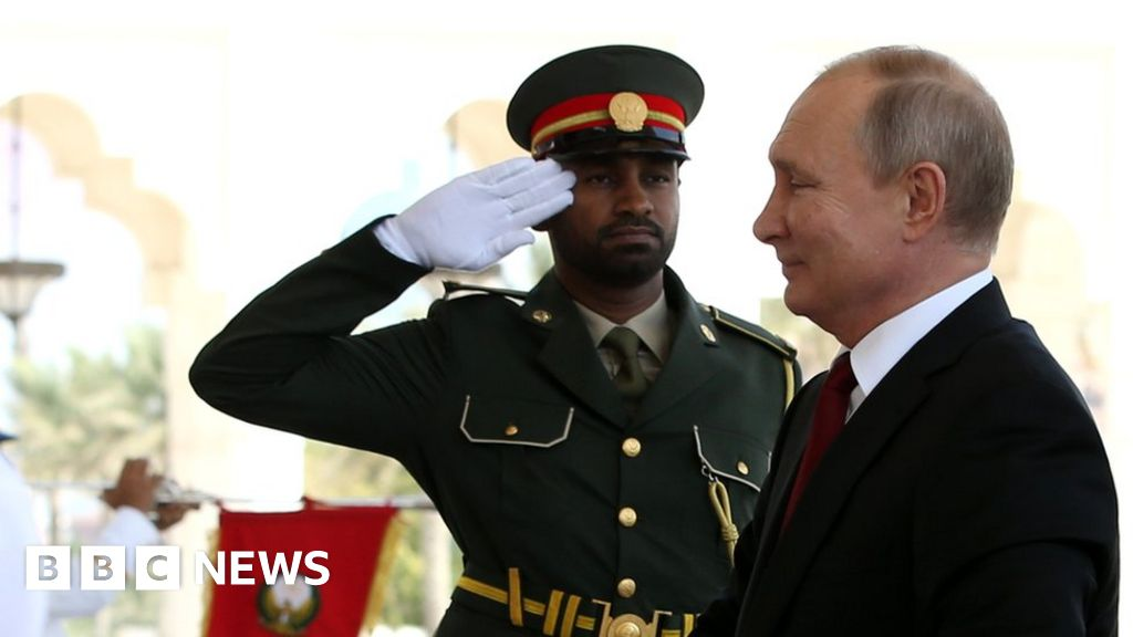 Russia's Putin: From pariah to Middle East power broker