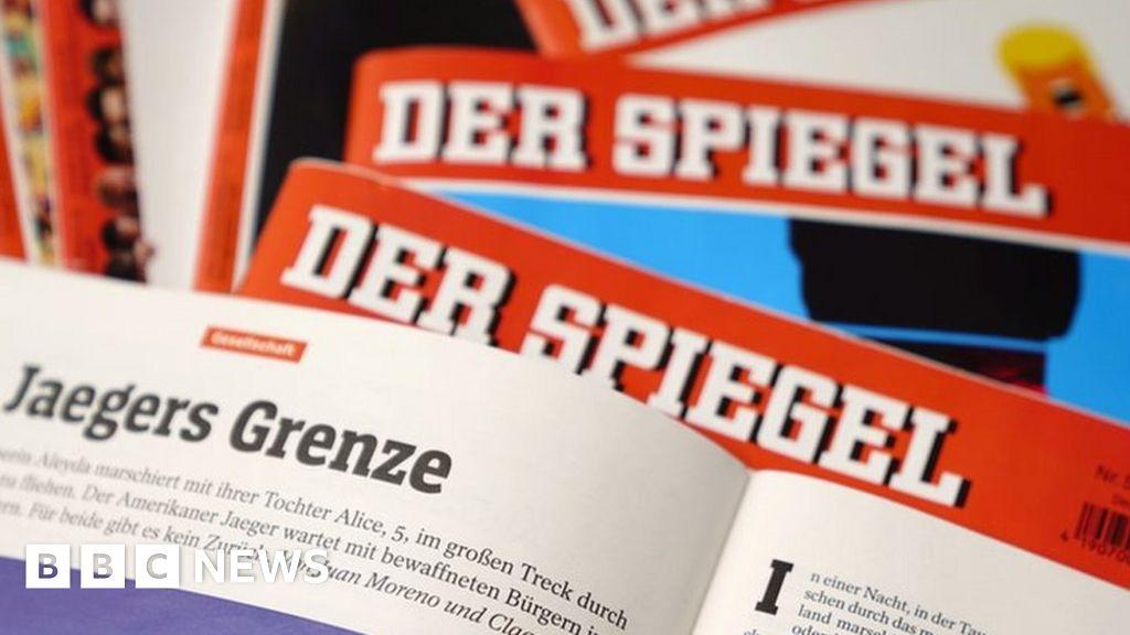 Der Spiegel reporter Claas Relotius sacked over 'invented' stories