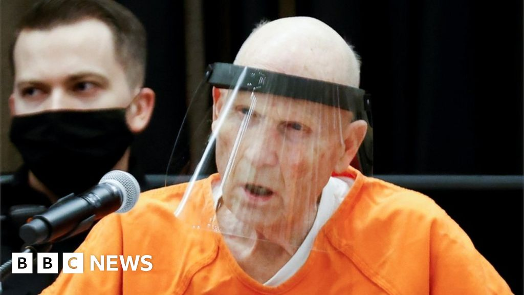 Golden State Killer pleads responsible to 13 murders thumbnail