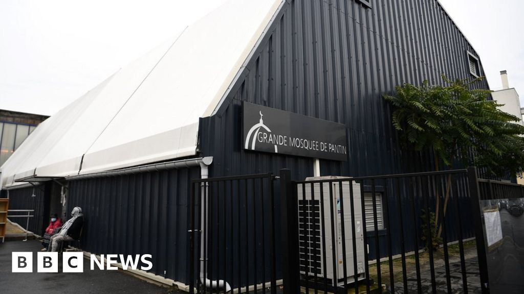 France teacher attack: Mosque ordered to close over Facebook videos