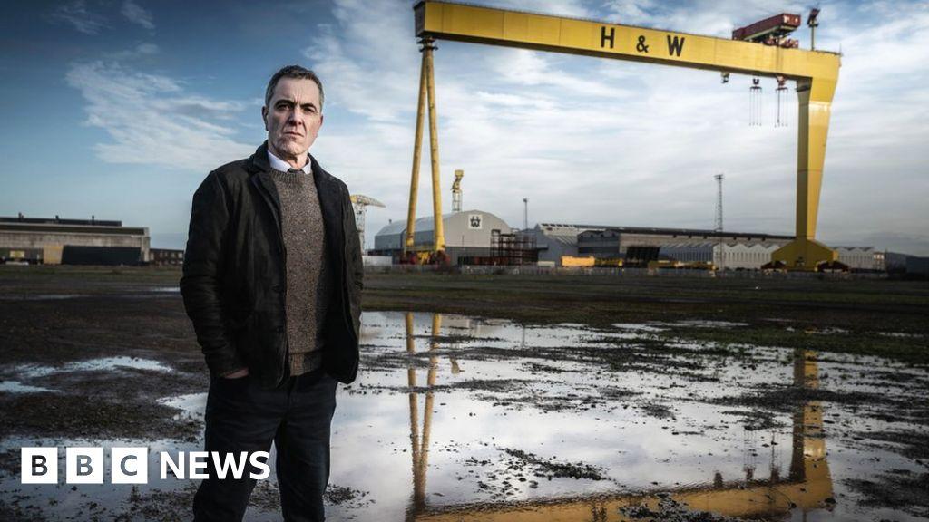 BBC crime drama starts filming in Northern Ireland