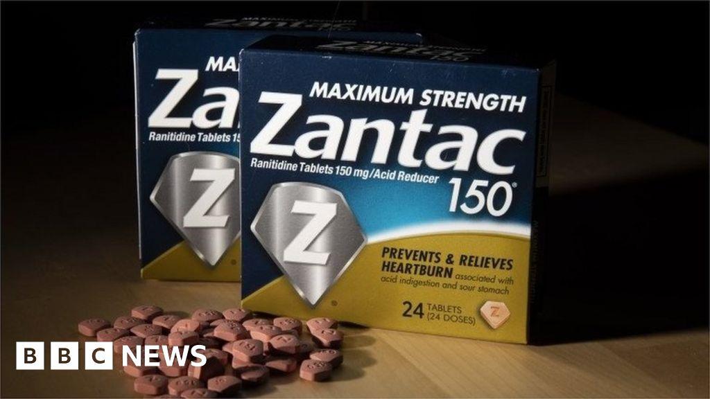 Zantac: CVS latest to suspend heartburn drug over cancer fears
