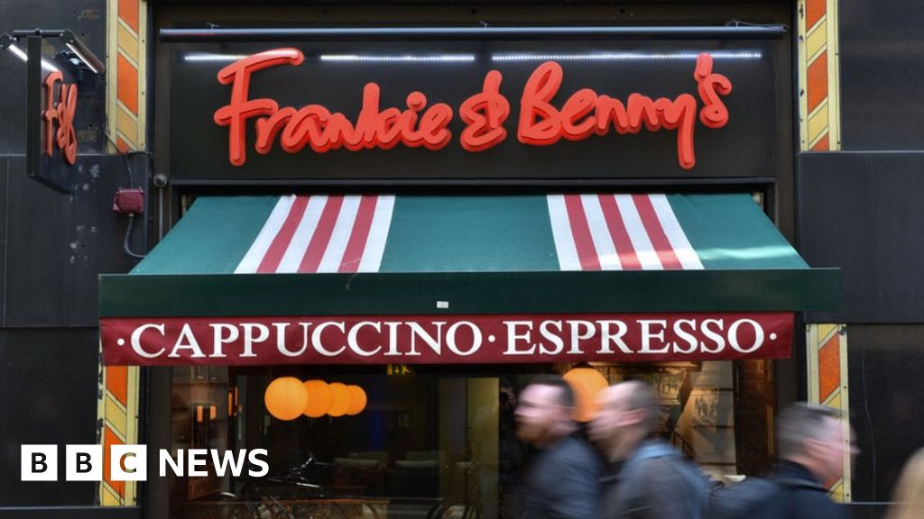 Coronavirus: Frankie & Benny s close to the owner, up to 120 pages
