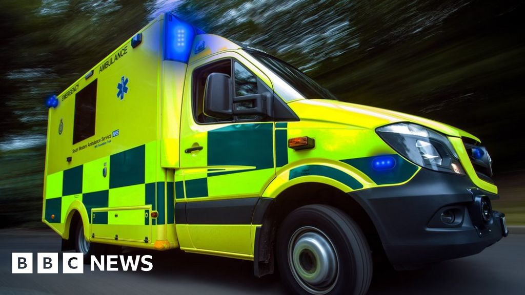 Ambulance workers 'concerned' by rise in assaults on staff thumbnail