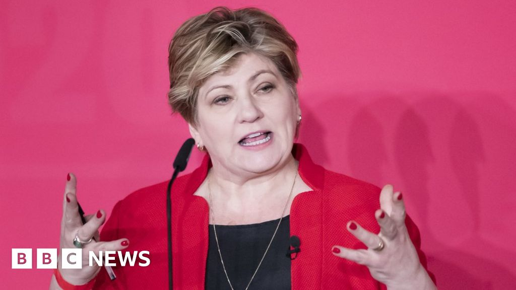 Emily Thornberry out of Labour leadership race