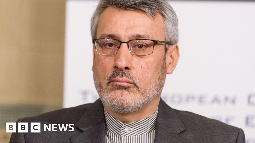 England summons Iran Ambassador over diplomat  unacceptable  arrest