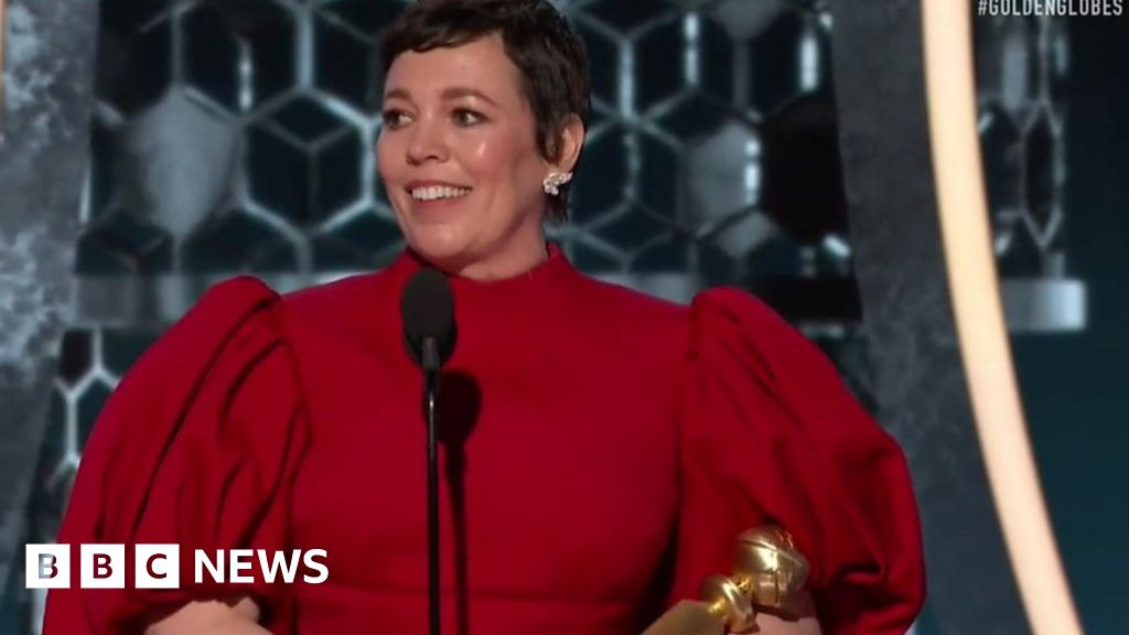 British stars won big in film and TV at the Golden Globes