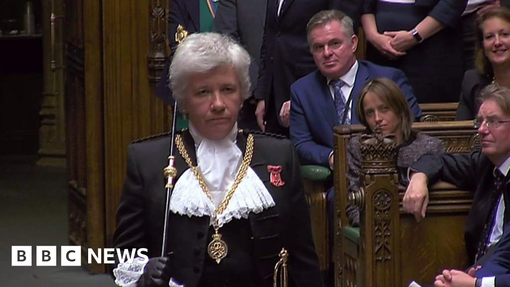 Who is Black Rod and what do they do in Parliament?