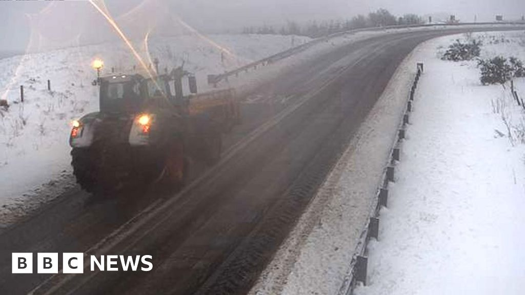 Scotland records coldest night of the year in Braemar