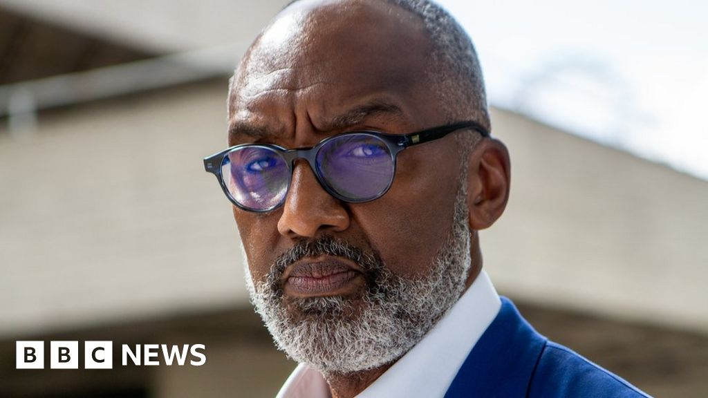 Leroy Logan: Who is the Met Police officer in Steve McQueen's Red, White and Blue?