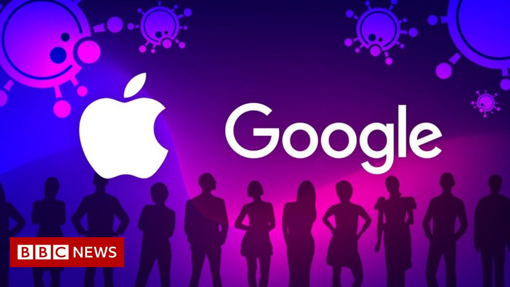 Apple and Google accelerate coronavirus contact tracing apps plan