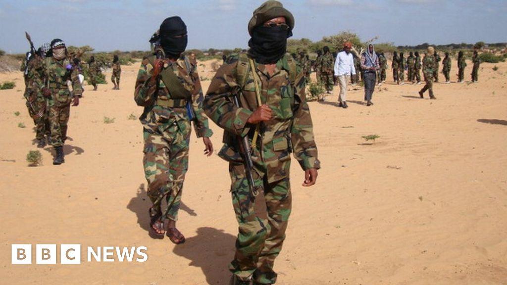Three Americans killed in attack on Kenya base