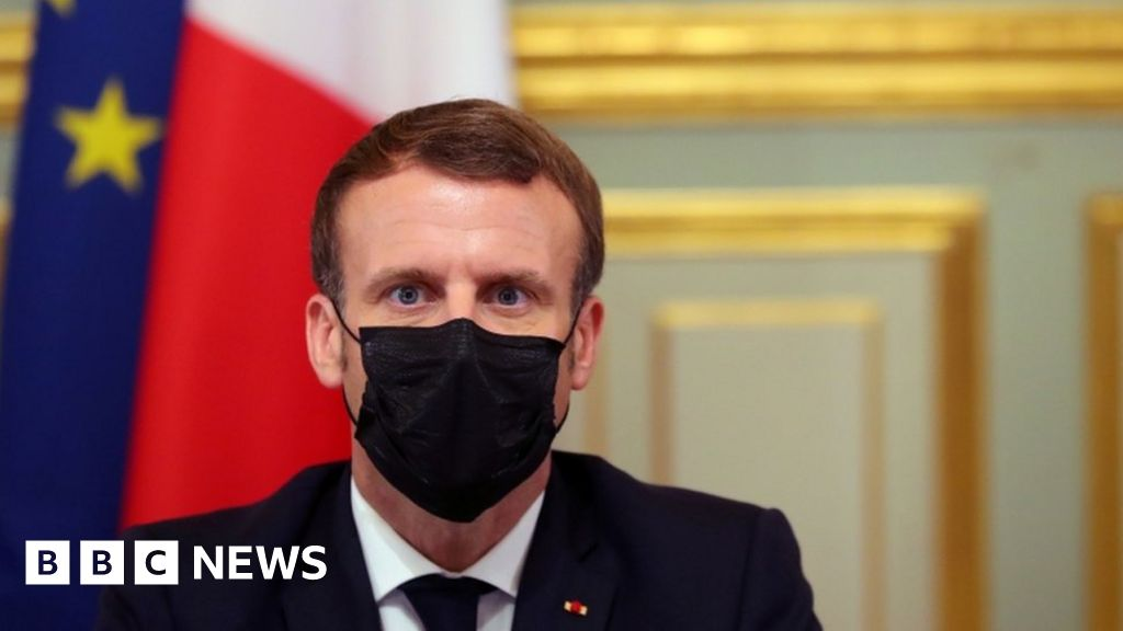 Macron 'can understand' Muslims' Muhammad cartoons shock
