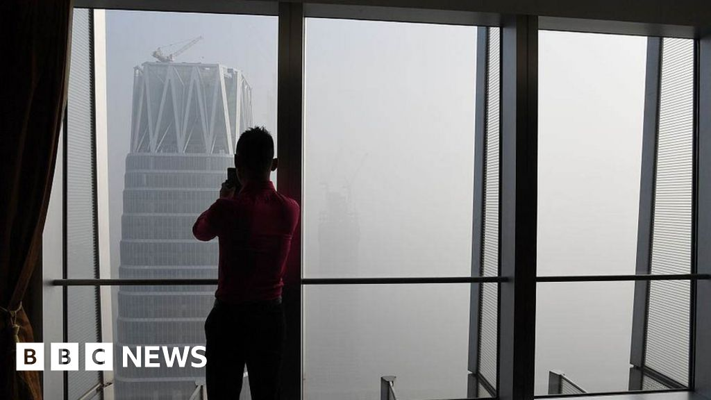 The city where you can't escape smog, even inside your home