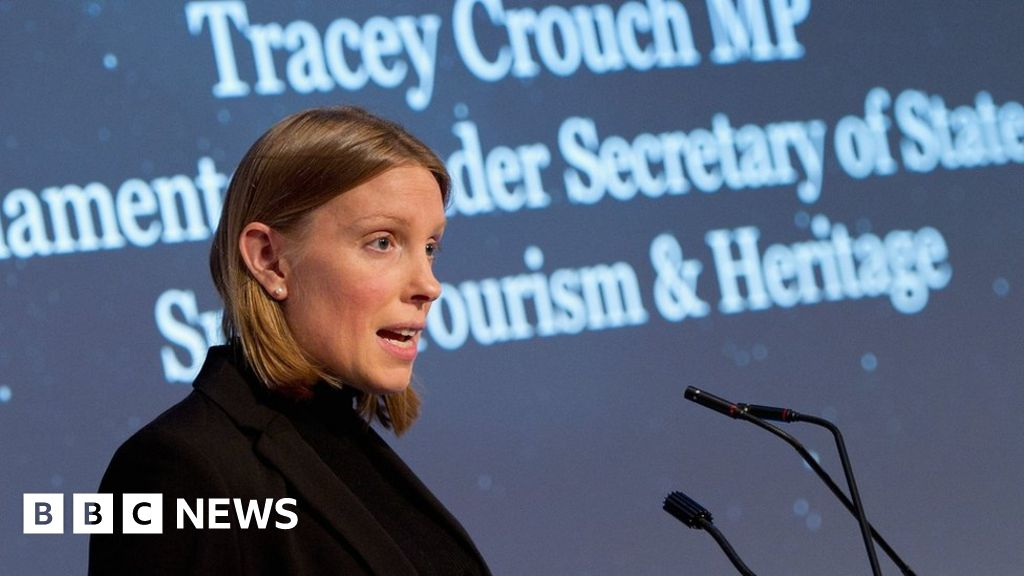 Kent MP Tracey Crouch diagnosed with breast cancer