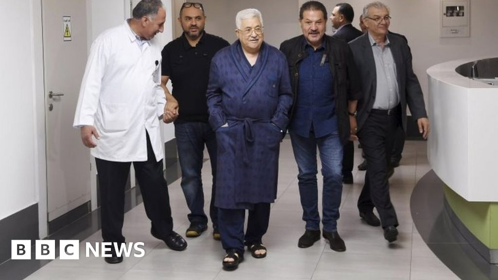 nuovi arrivi Sneakers 2018 acquista online Palestinians face uncertainties over Abbas succession - BBC News