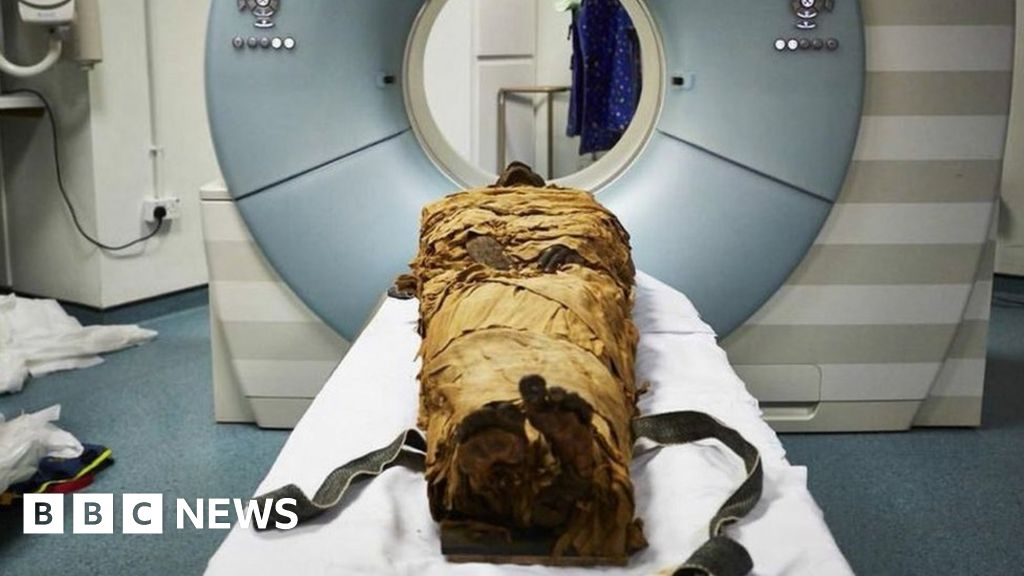 Voice of 3,000-year-old Egyptian mummy heard again