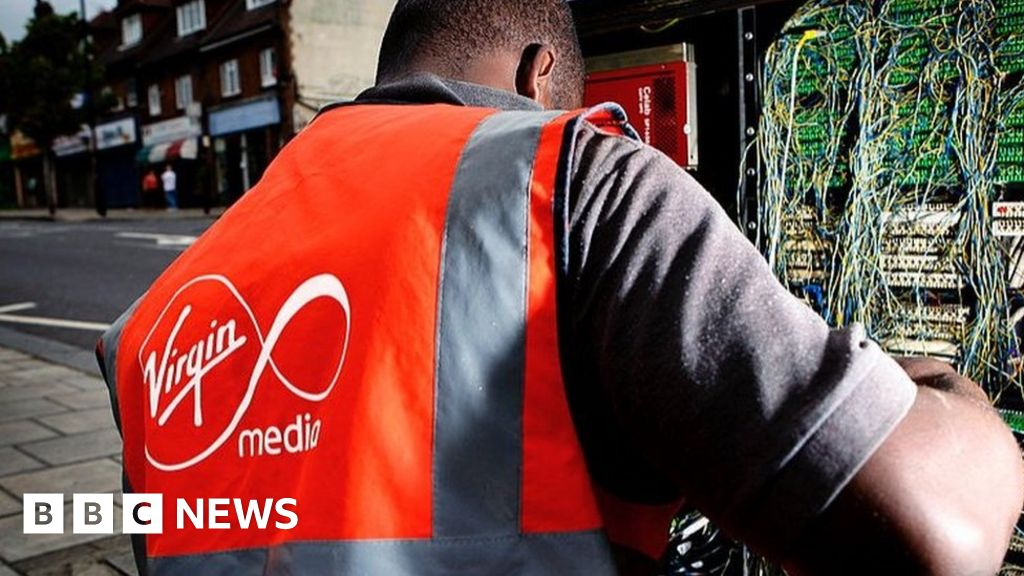 Virgin Media data breach affects 900,000 people