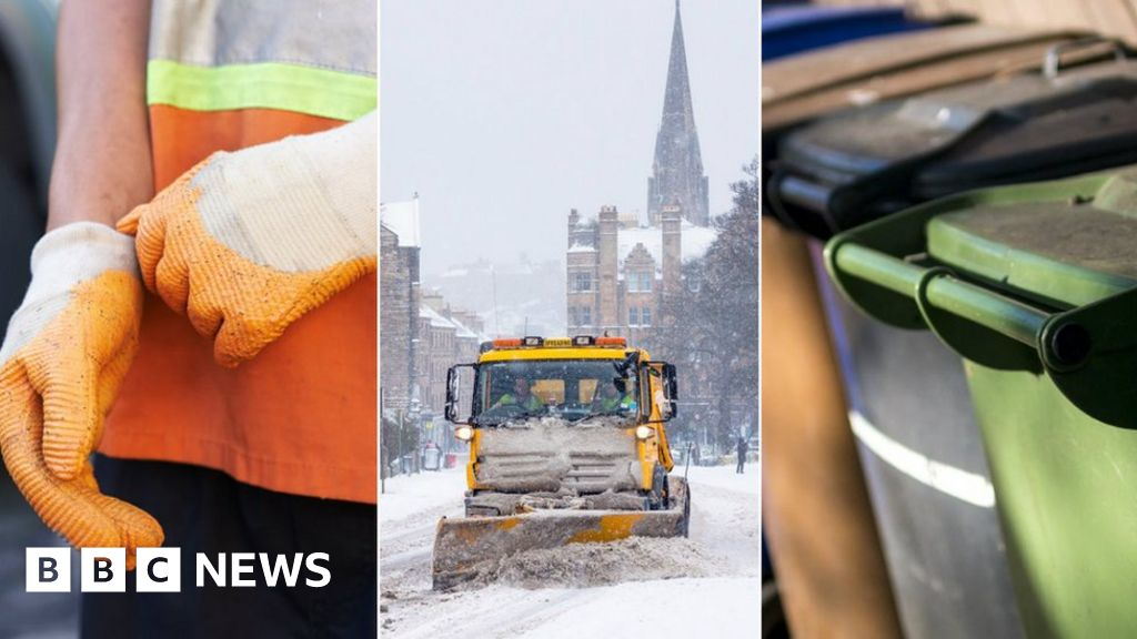 Councils Make Improved Pay Offer To Staff Bbc News