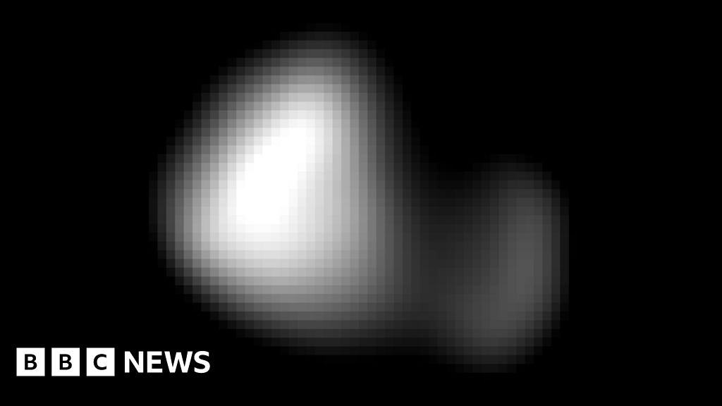 Kerberos Moon Of Plluto: Pluto's Moon Kerberos Finally Shows Itself