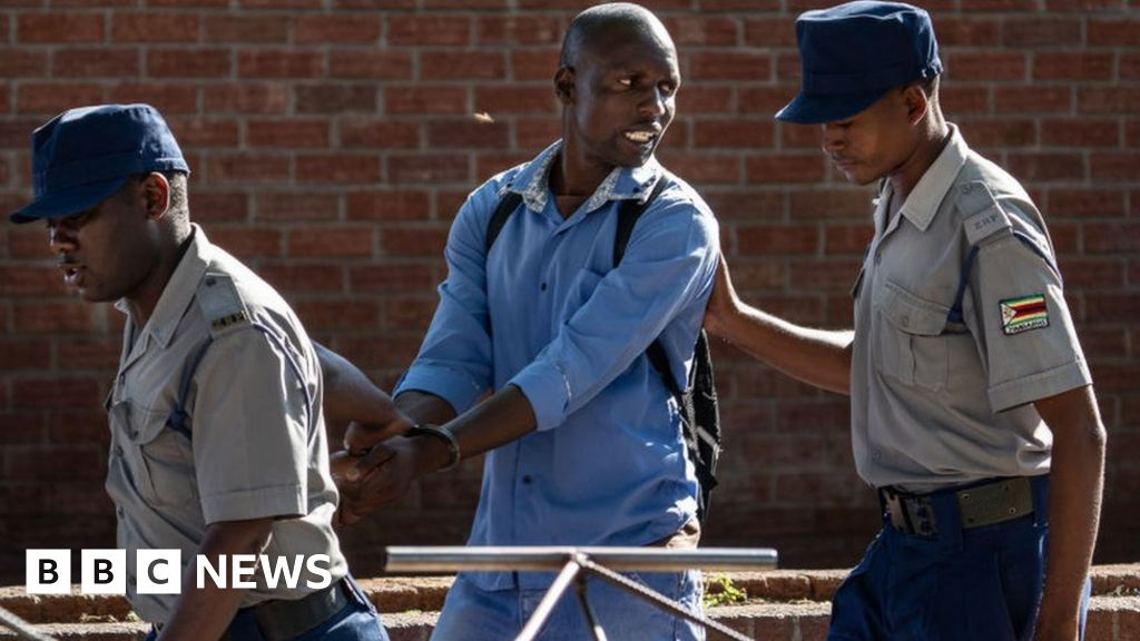 Coronavirus: Zimbabwe arrests 100,000 for 'violations' of measures