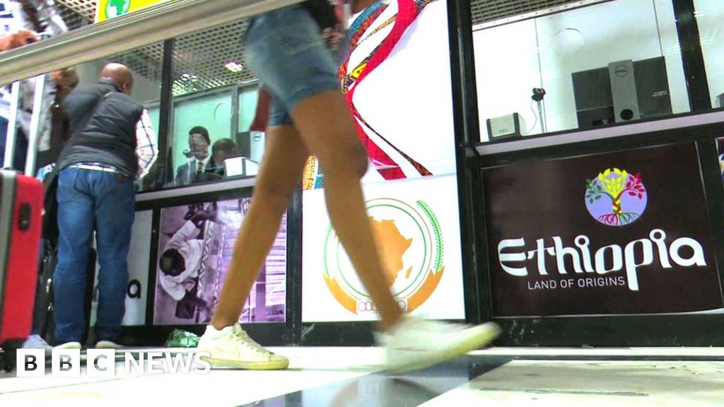 The Ethiopians returning home to start businesses