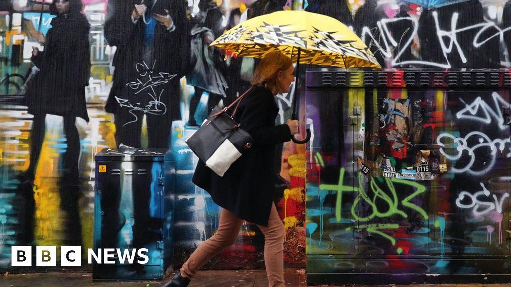 Storm Aiden: Heavy rain and winds hit UK