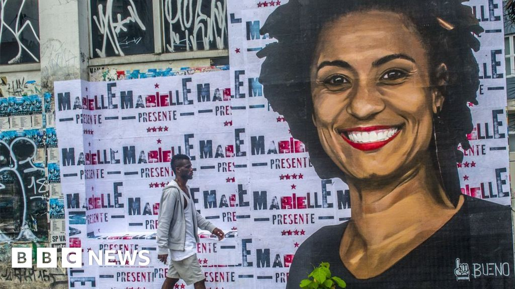 Marielle Franco murder: Suspect shot dead by police thumbnail