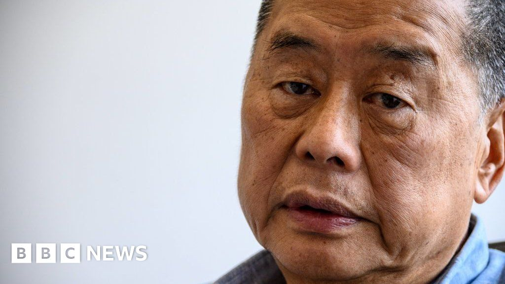 Hong Kong: Jimmy Lai jailed again for pro-democracy protests