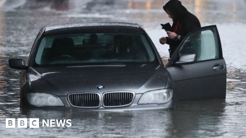 News Daily: Dozens stranded by flooding and SNP pledges  NHS Protection Bill