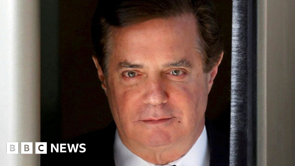 Manafort 'in plea deal over second trial'