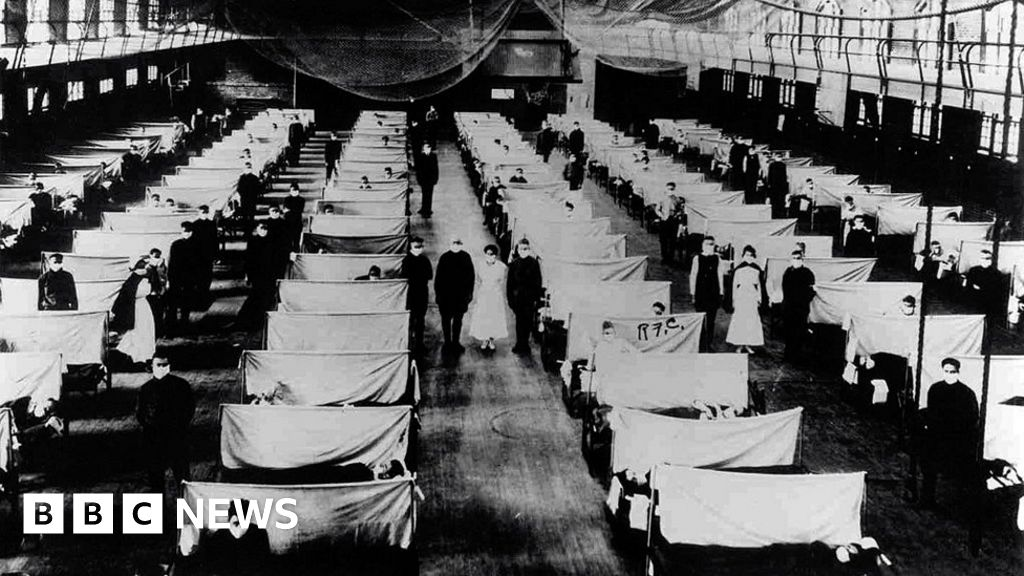 Spanish flu pandemic 1918 - could it happen again? - BBC News