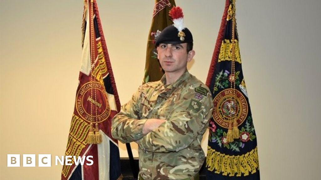 British soldier found dead in Estonia