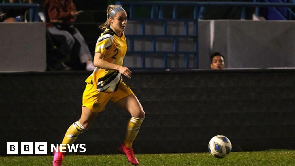 Nike to make Australia away football kit in female sizes