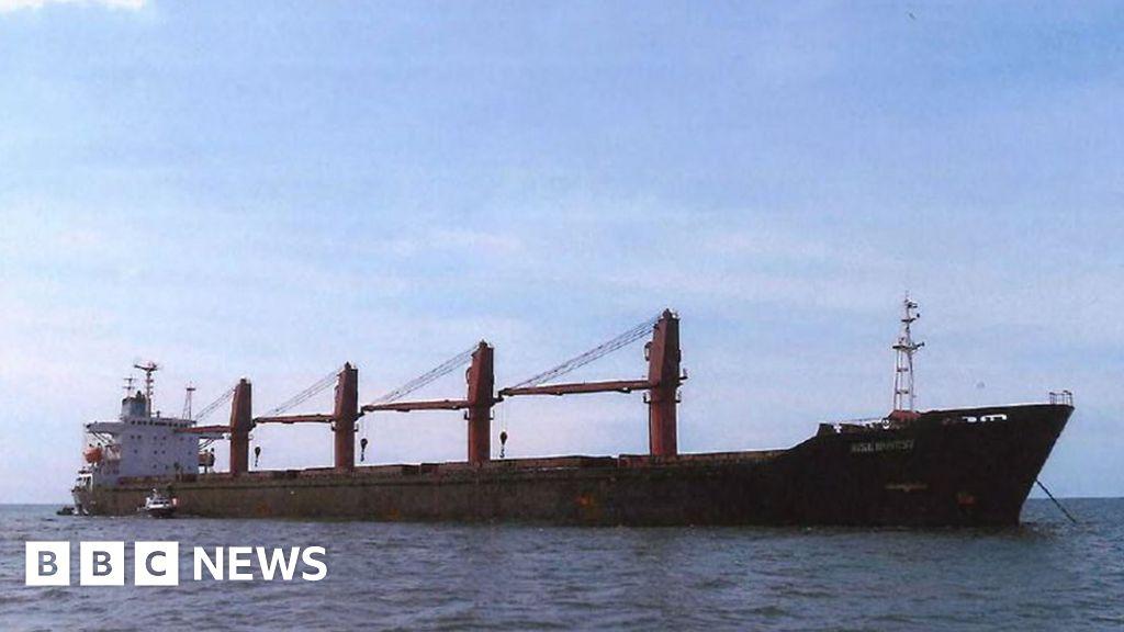 US seizes North Korean coal ship for violating sanctions