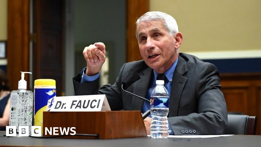 Fauci: Institutional Racism Contributed to Black Americans Being Disproportionally Hurt by Coronavirus