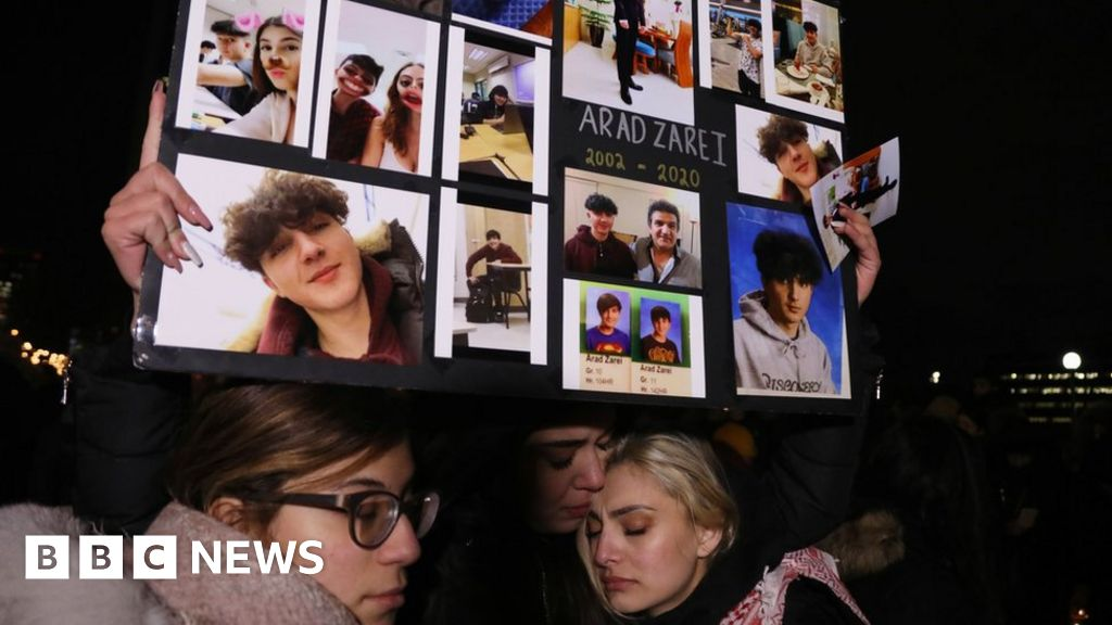 Iran plane crash: a Teenager, raised in London among the dead