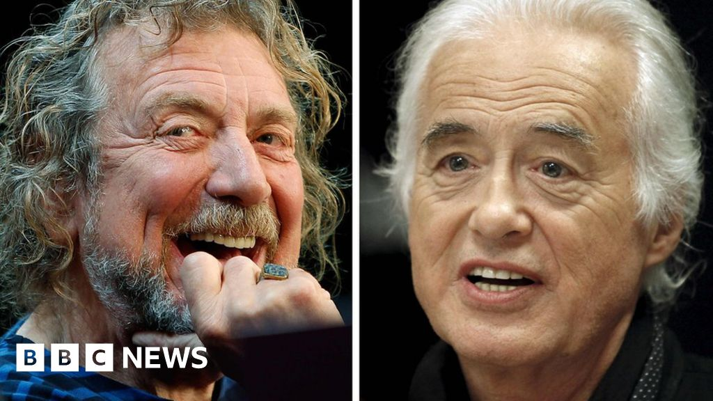 Led Zeppelin face new Stairway trial